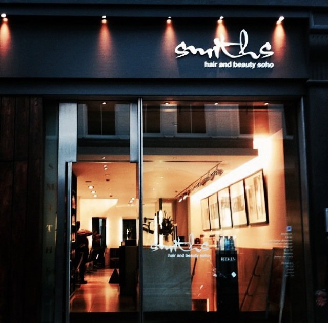 Smiths Salon Soho -